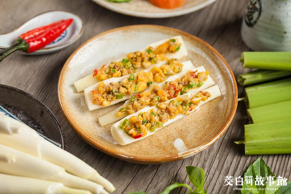 茭白筍營養成分-茭白筍熱量-茭白筍生酮
