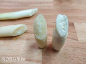 茭白筍可以放冷凍保存嗎?
