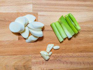 炒茭白筍-清炒筊白筍-筊白筍食譜